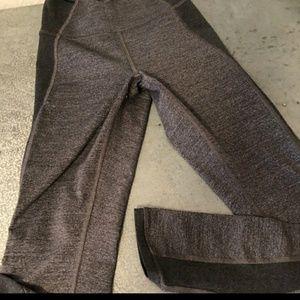 Size 8 Lululemon Athletica leggings